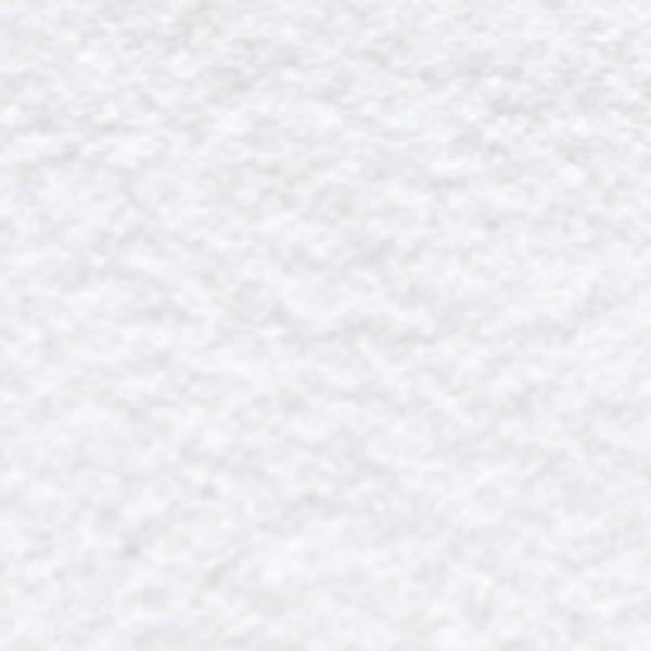 Bastelfilz ca. 1mm 45cm 5m Rolle weiß 150g/m², 100% Polyester, klebefleckenfrei