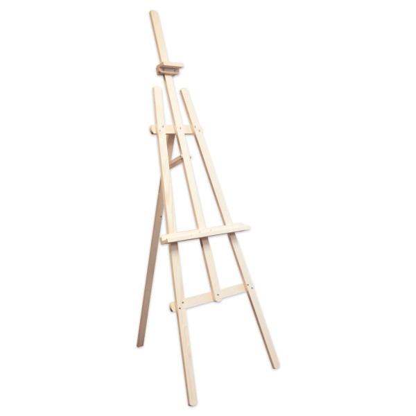 Akademiestaffelei Holz 2,2kg 58x180cm max. 130cm Bildhöhe - Sperrgut