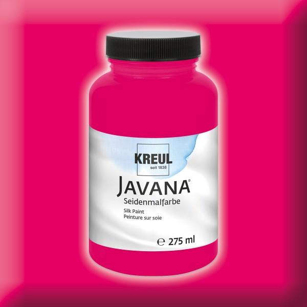Javana Seidenmalfarbe 275ml weinrot