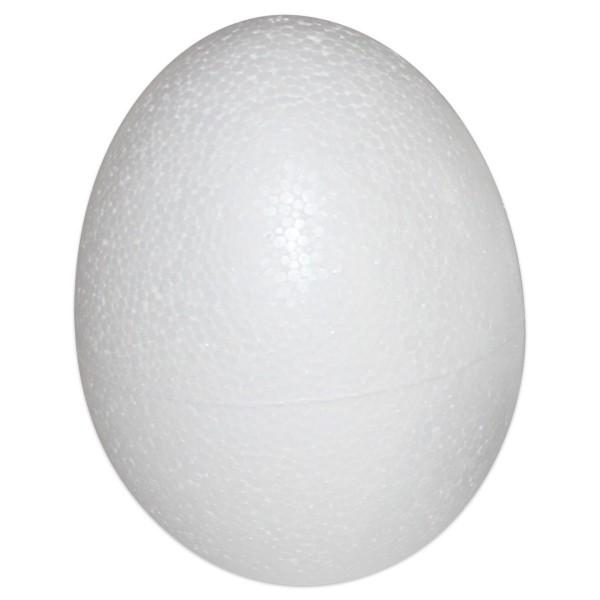 Styroporei weiß 10cm