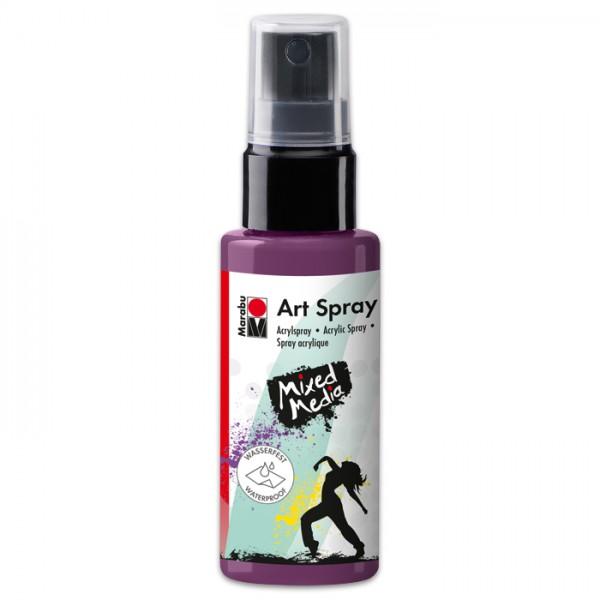 Art Spray Acrylspray 50ml aubergine