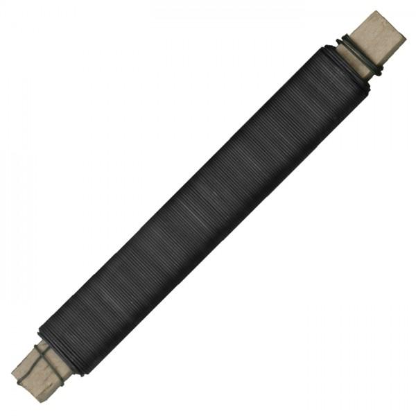 Wickeldraht 0,65mm 39m geglüht/dkl.grau