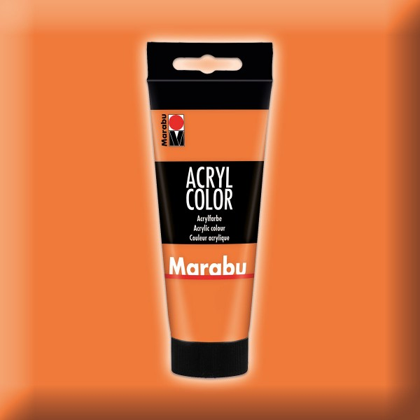 Marabu Acryl Color 100ml orange