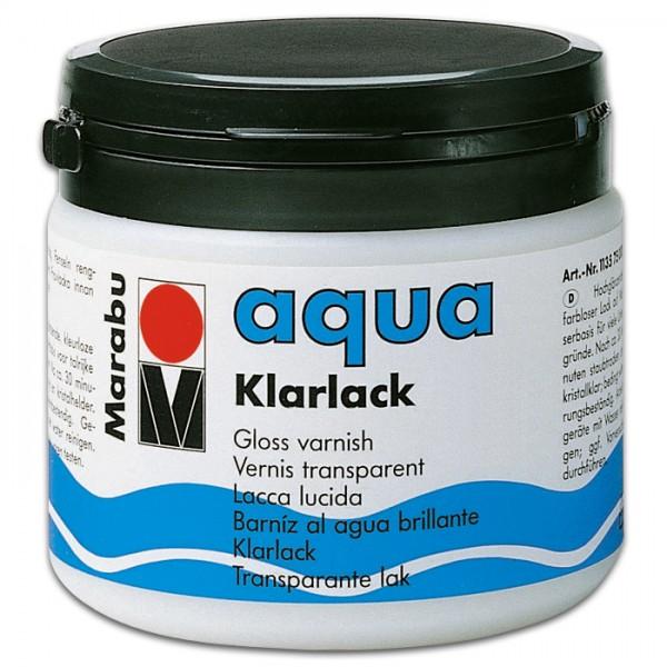 Marabu aqua Klarlack 250ml