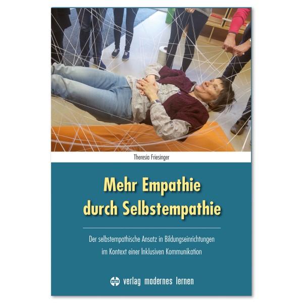 Buch - Mehr Empathie durch Selbstempathie 160 Seiten, 21x30cm, Klappbroschur