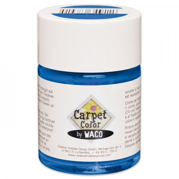 Carpet Color 50ml azurblau