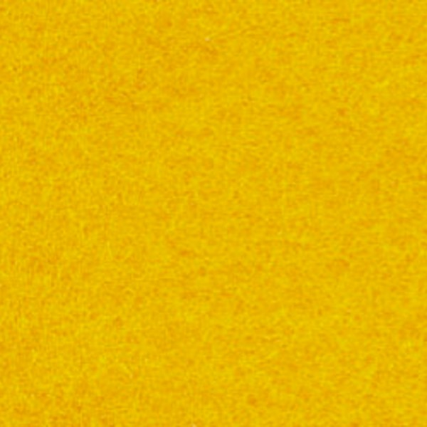 Wollfilz ca. 1-1,2mm 20x30cm sonnengelb 100% Wolle