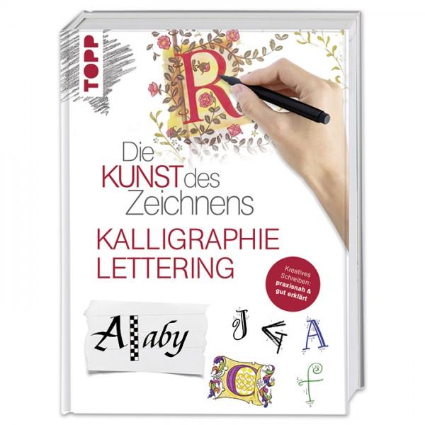 Buch - Die Kunst des Zeichnens: Kalligraphie & Lettering 192 Seiten, 23,6x31,2cm, Hardcover