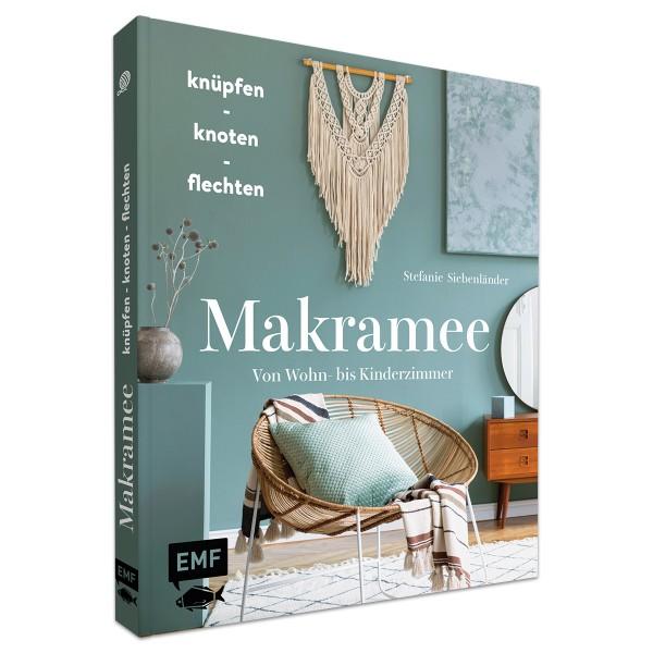 Buch - Makramee knüpfen knoten flechten 96 Seiten, 24,1x20,5cm, Hardcover