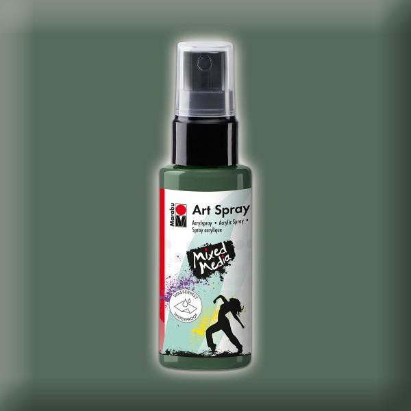 Art Spray Acrylspray 50ml khaki