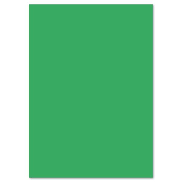 Tonkarton 220g/m² DIN A4 100 Bl. smaragdgrün