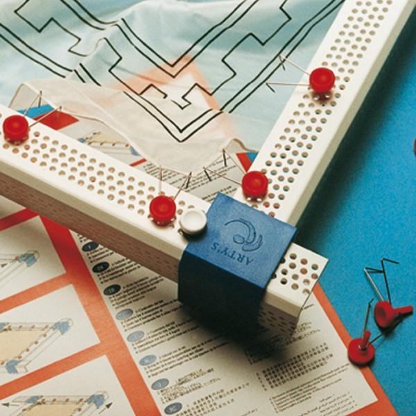 Easy Fix Ausbaurahmen 114x114cm passend zu Art.-Nr. 59610179