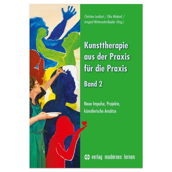 Buch - Kunsttherapie - aus der Praxis für die Praxis - Band 2 312 Seiten, 16x23cm, Hardcover