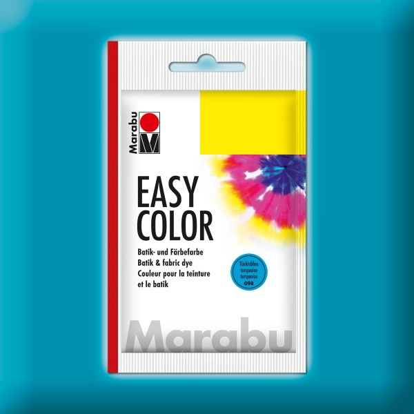Marabu EasyColor Batik-/Textilfarbe 25g türkisblau