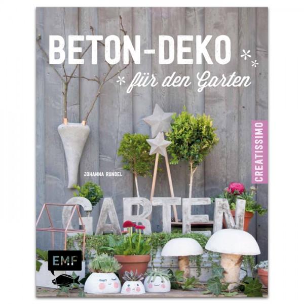 Buch - Beton-Deko für den Garten 48 Seiten, 21x17cm, Hardcover