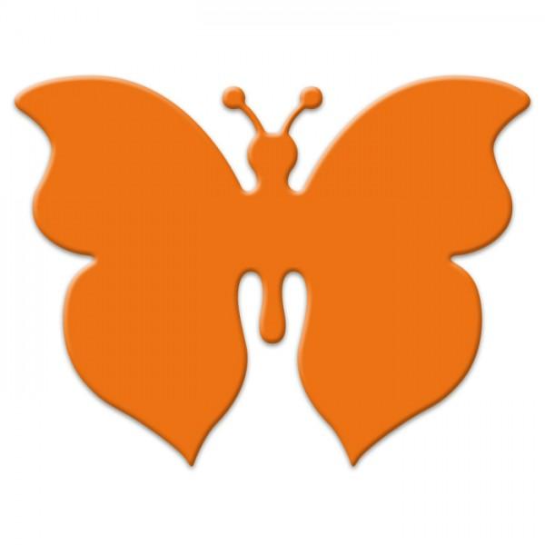 Motivlocher/Stanzer M 23x14mm Schmetterling Kunststoff/Metall, für Papiere 80-240g/m²