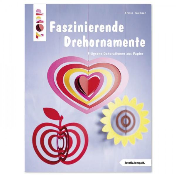 Buch - Faszinierende Drehornamente 32 Seiten, 17x22cm, Softcover