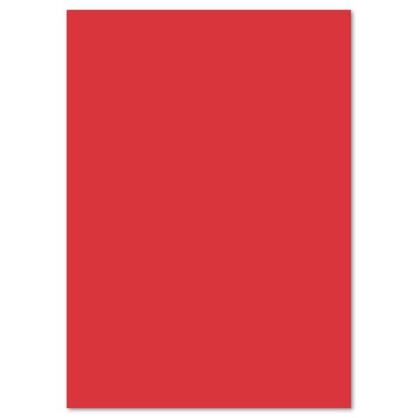Tonkarton 220g/m² DIN A4 100 Bl. hibiscus Druckfehler Kat. 19/20 Artikel unter 59961420 hochrot