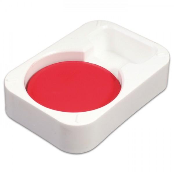 Kunststoffnäpfchen 65x95mm 5 St. weiß für Farbtabletten Ø 55mm, zusammensteckbar