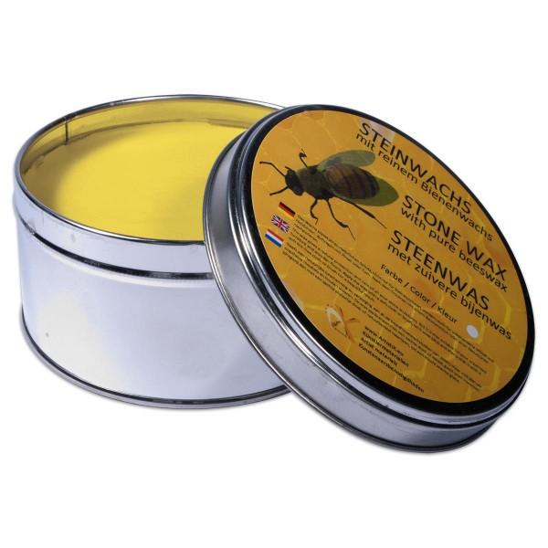 Bienenwachs gelb 380ml Dose mit 100% natürlichem Bienenwachs