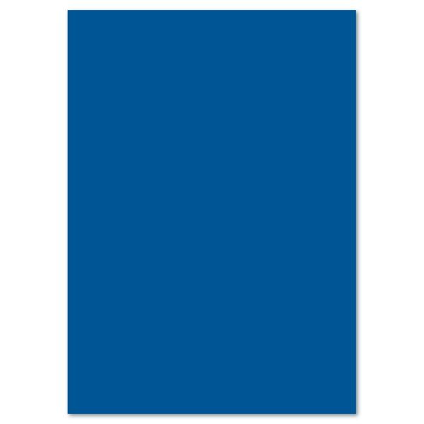 Tonkarton 220g/m² 50x70cm 25 Bl. königsblau