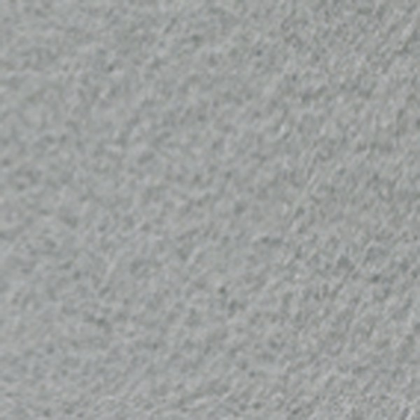 Bastelfilz ca. 1mm 20x30cm hellgrau 150g/m², 100% Polyester, klebefleckenfrei