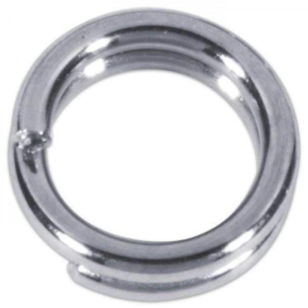 Spaltring/Zwischenring Edelstahl 5mm 20 St. geschlossen, doppelt