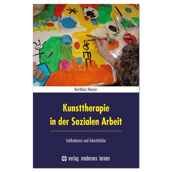Buch - Kunsttherapie in der Sozialen Arbeit 160 Seiten, 16x23cm, Softcover
