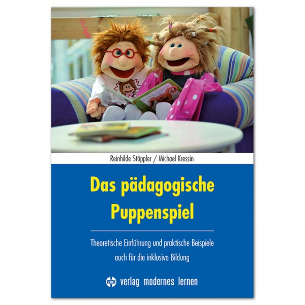 Buch - Das pädagogische Puppenspiel 208 Seiten, 16x23cm, Softcover