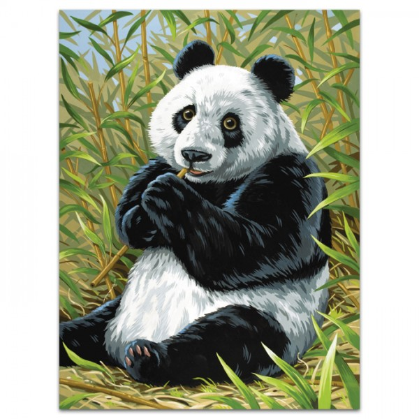 Malen Nach Zahlen 23x30cm Pandabar Malen Nach Zahlen Malen