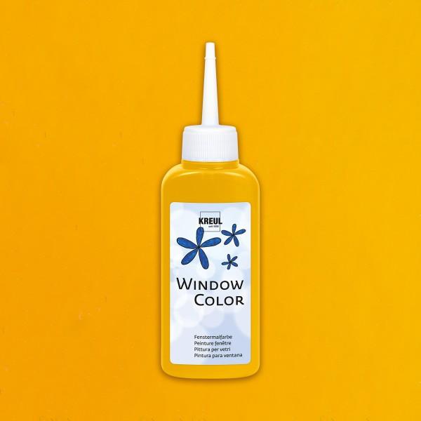 Kreul Window Color 80ml goldgelb