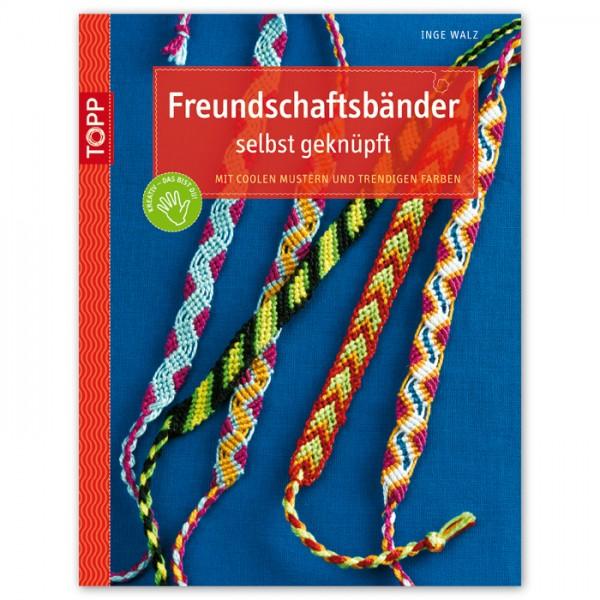Buch - Freundschaftsbänder geknüpft 32 Seiten, Din A5, Softcover