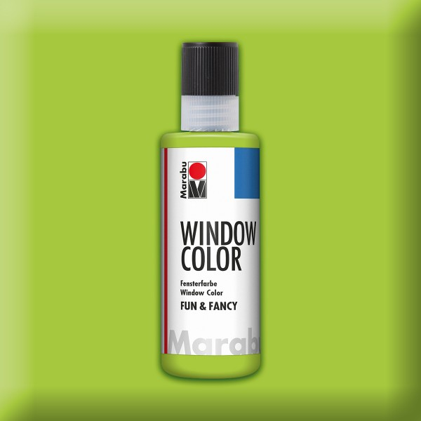 Marabu fun&fancy 80ml reseda Windowcolor