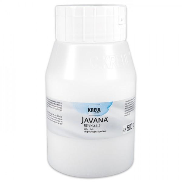 JAVANA Effektsalz 500g für Seidenmalerei
