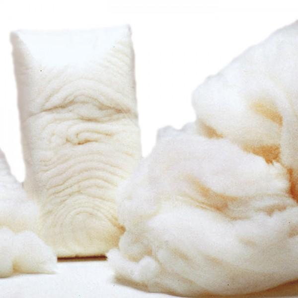 Füllwatte 300g weiß 100% Polyester