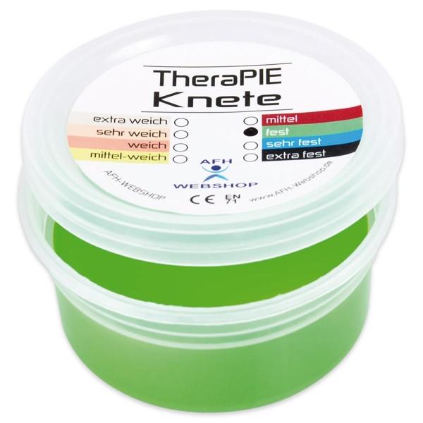 TheraPIE-Knete 85g Dose grün=fest