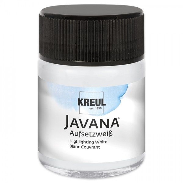 Javana Aufsetzweiß 50ml für Seidenmalerei