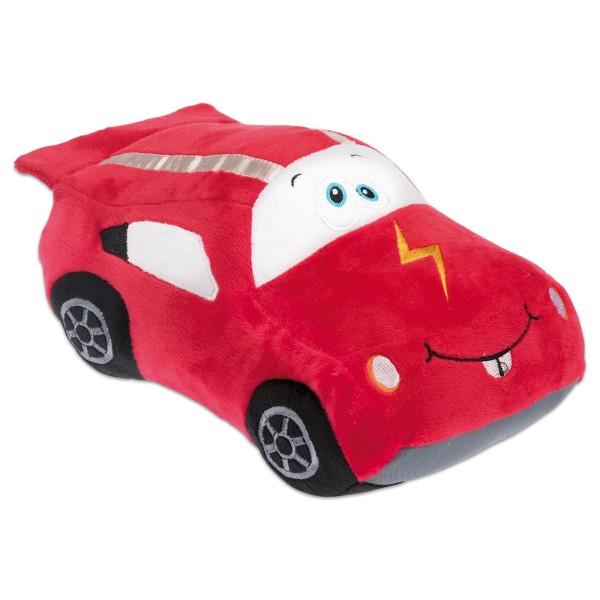 Creativ-Set Auto ca. 26cm rot Plüschtier zum Selberstopfen