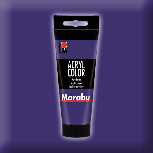 Marabu Acryl Color 100ml violett