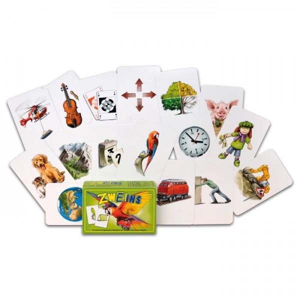 Kartenspiel - Zweins ab 10 (6) Jahren