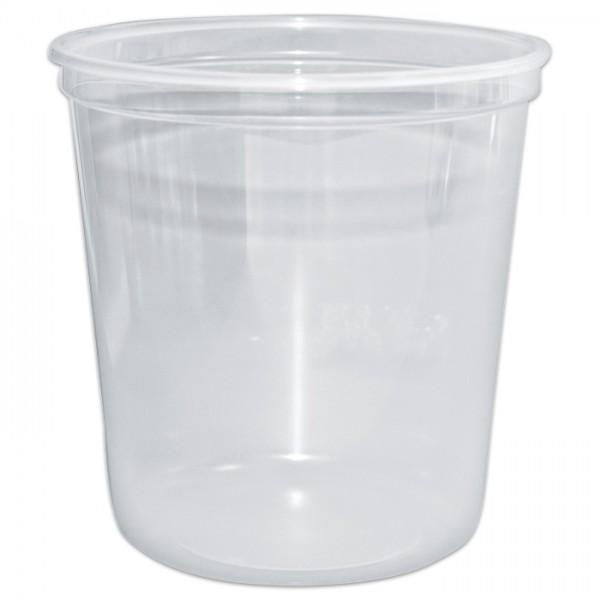 Mischbecher elastischer Kunststoff 1000ml