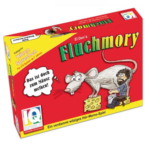Spiel - Fluchmory ab 7 Jahren