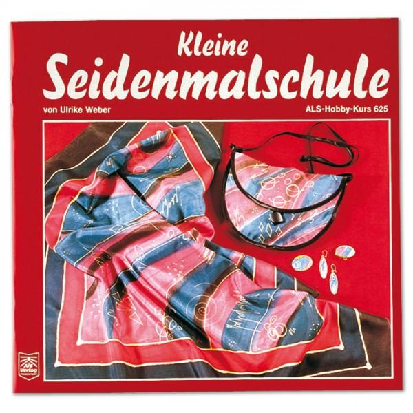 Buch - Kleine Seidenmalschule 36 Seiten, 20x20cm, Softcover