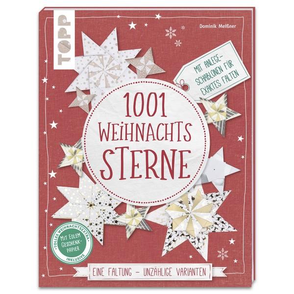 Buch - 1001 Weihnachtssterne 48 Seiten, 16,9x22cm, Softcover