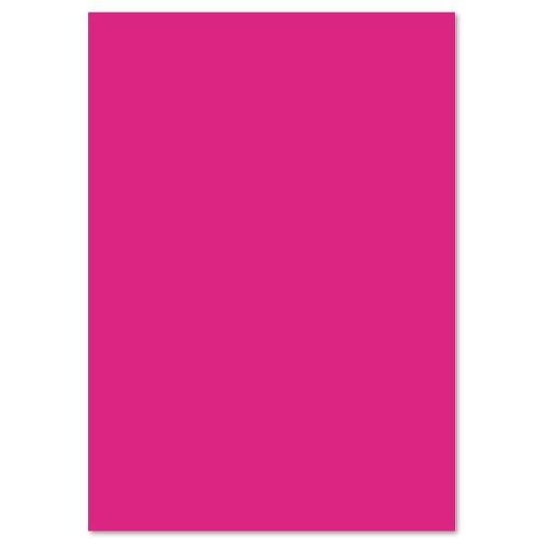 Tonpapier 130g/m² DIN A4 100 Bl. pink