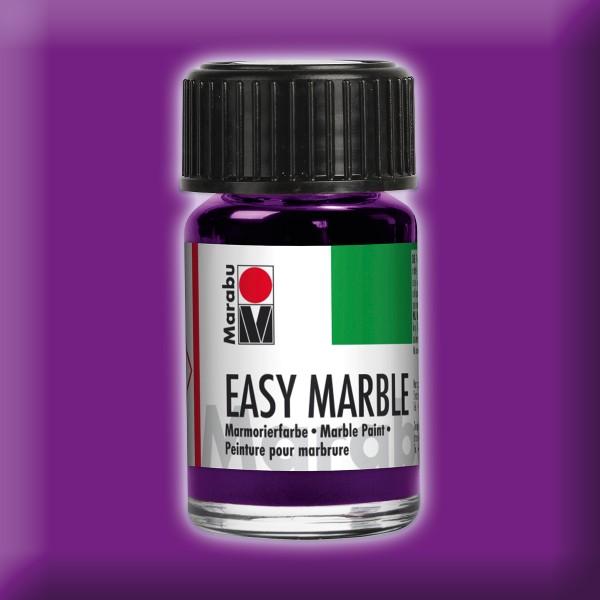 Easy Marble 15ml amethyst Marmorierfarbe