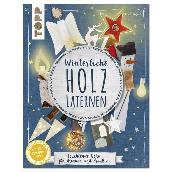 Buch - Winterliche Holzlaternen 32 Seiten, 16,9x22cm, Softcover