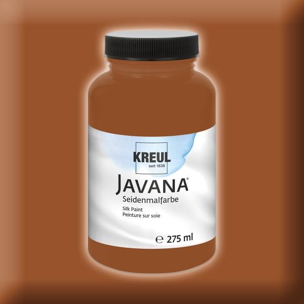 Javana Seidenmalfarbe 275ml braun