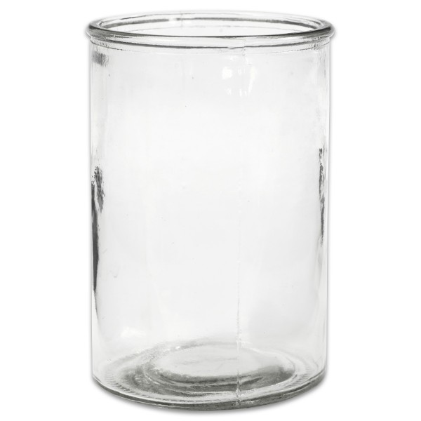 Windlicht Glas Ø 10x14,5cm
