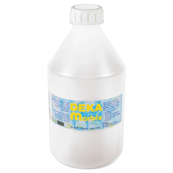 Deka-Marble Marmorierfarbe 500ml weiß